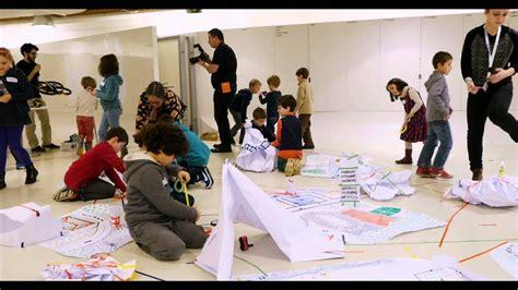 ardrone minidrones children workshop  centre pompidou museum youtube