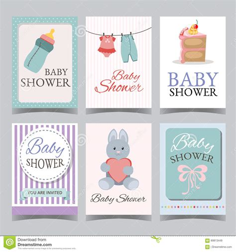 baby sts for card baby shower card set for boy for happy birthday