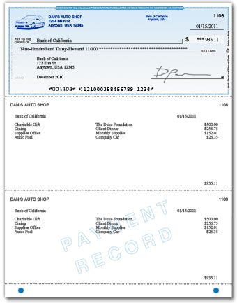 Check Stub Template Autos Post Intuit Pay Stub Template