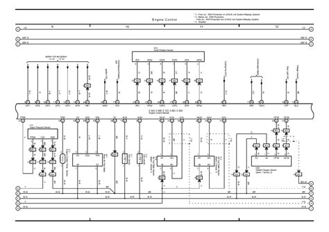 lexus 2003 headlight wiring diagram lexus free engine