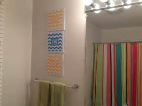 Ideas For Bathroom Wall Decor by Diy Bathroom Wall Decor You Ll Fall In With