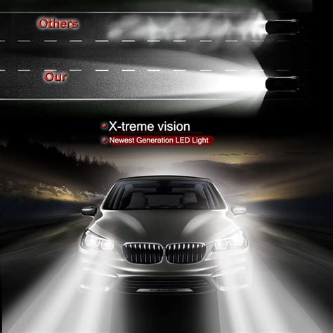 led lights headlights best led headlights and bulb kits for your car prettymotors