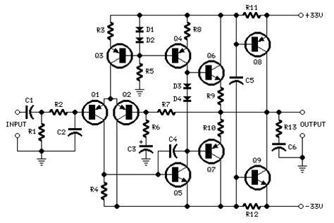 transistor mosfet j50 45w на 8 ом 69w на 4 ом простая конструкция не требуется регулировка rcl radio ru