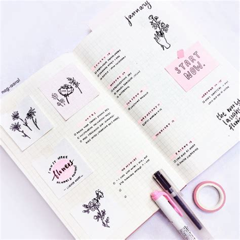 design journal journals grid notebooks tumblr