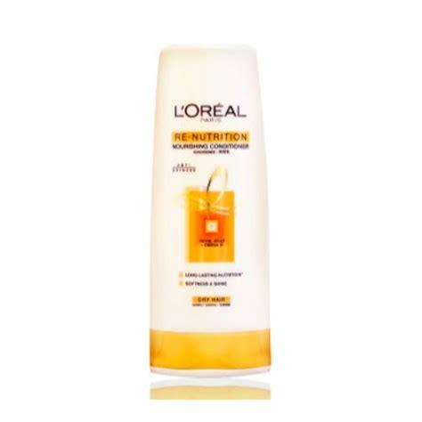 Loreal Hair Fall Shoo Harga loreal nourishing shoo and conditioner loreal hair expertise evercreme conditioner l