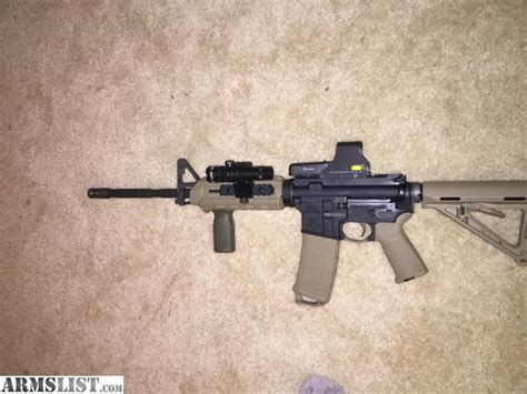 Ar15 Furniture by Armslist For Sale Trade Psa Ar 15 Magpul Furniture