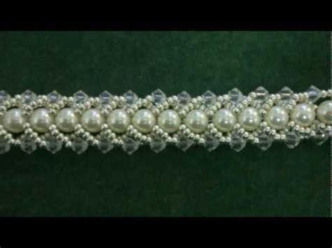 membuat gelang spiral diy cara membuat gelang sederhana dari manik manik how to