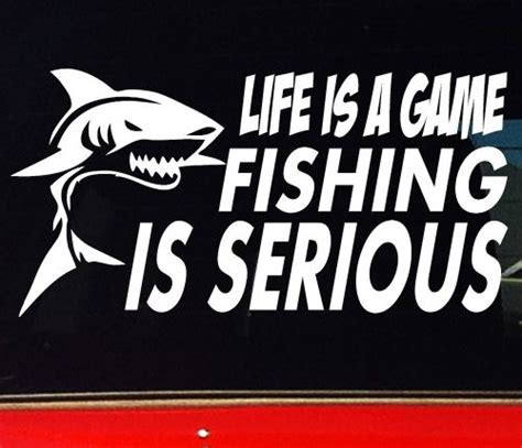 funny fishing boat decals decals for sale find or sell auto parts