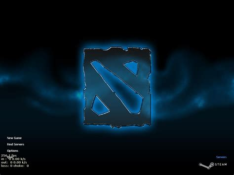 Cs 316 Blue dota 2 blue logo wallpaper counter strike 1 6 gt guis gt menu backgrounds gamebanana
