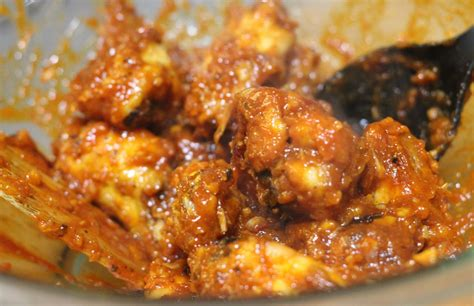 Golden Spicy Wing easy korean chicken wings recipe s food