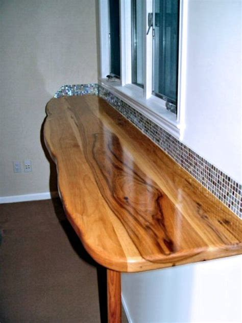 custom bar tops countertops 17 best images about custom wood bar tops on pinterest