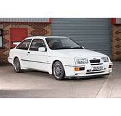 Very First Ford Sierra Cosworth RS500 Up For Auction  Evo