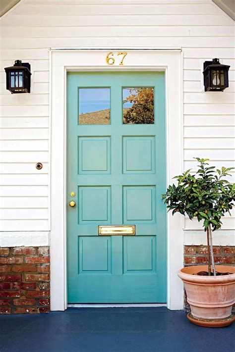 front door colors 2017 front door color trends los angeles silver lake