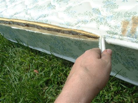recycling a mattress and box trashmagination