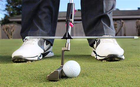 golf swing systems the navigator putting aid golf swing systems