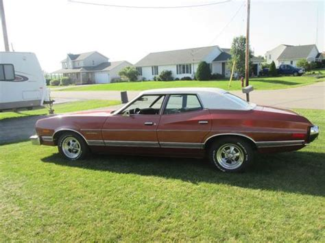 1973 Ford Torino 4 Door by Buy Used 1973 Ford Gran Torino Clean No Rust Time