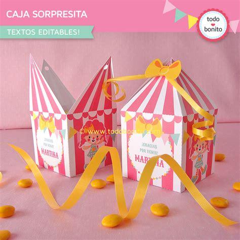 tienda decoracion cumpleaños decoraci 243 n de cumplea 241 os circo para nenas todo bonito