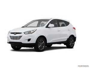 2014 Hyundai Tucson Mpg Kbb Expert Ratings Countdown Suvs Kelley Blue Book