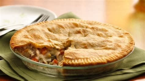 classic chicken pot pie recipe from pillsbury com