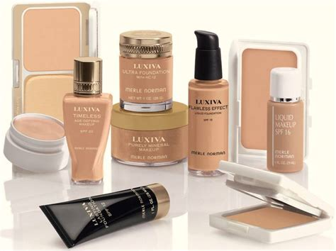 Foundation Tje types of makeup foundation