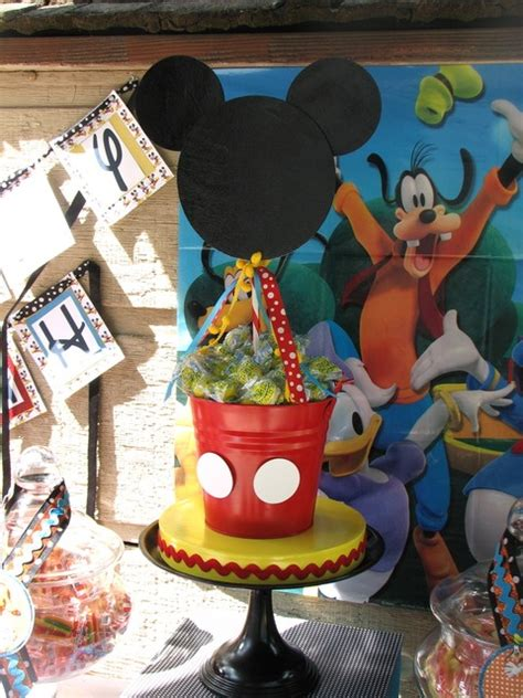 Mickey Mouse Table Decorations by Mickey Mouse Table Decoration Mickey Mouse