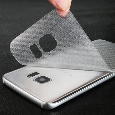 durable 3d anti fingerprint transparent carbon fiber back