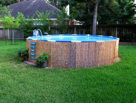 Small Swimming Pools For The Limited Space Backyard Backyard Pools Above Ground