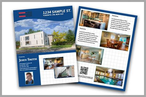real estate feature sheets sles real estate flyer sles
