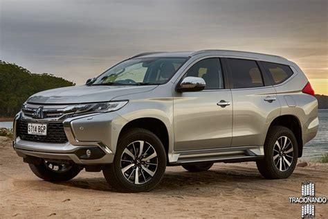 Mitsubishi Pajero Dakar 2018 Tudo Sobre O Novo Suv