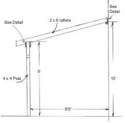 roof deck plan foundation how to build a shed roof over a deck pdf log shed plans