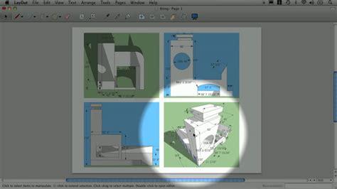sketchup layout tips tricks sketchup tips and tricks dimensions layout youtube