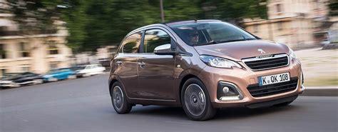 Automatik Auto Gebraucht by Peugeot 108 Automatik Finden Sie Bei Autoscout24