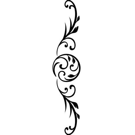 Lit Avec Tete De Lit 3359 by Stickers Muraux T 234 Te De Lit Avec Les 233 L 233 Ments Floraux