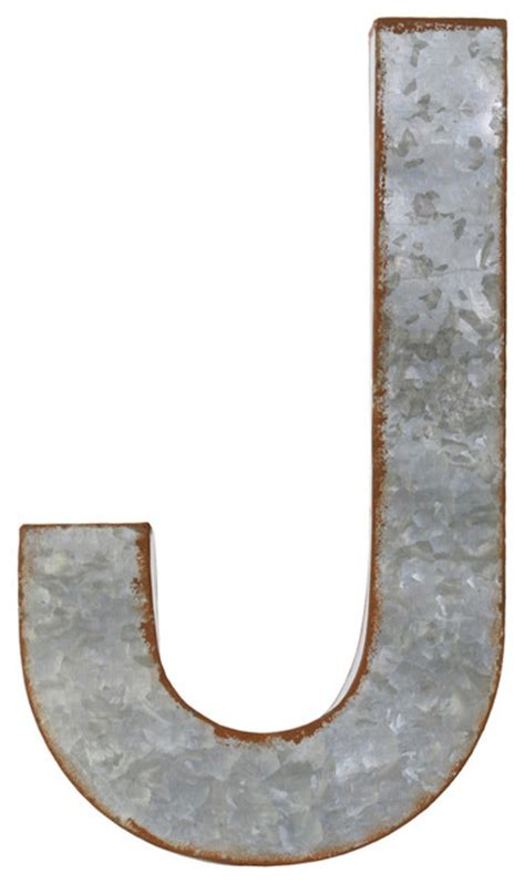 j sign letter wall decor metal letters for home styling metal alphabet wall decor letter j industrial wall