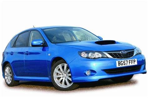 subaru impreza review 2007 subaru impreza hatchback review 2007 2012 parkers
