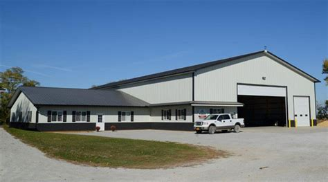 Barn And House Combo agriculture equestrian suburban commercial wick buildings