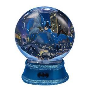 light up snow globe batman gotham light up 3 1 2 inch snow globe kurt s