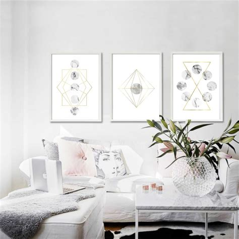 Hiasan Dinding Lukisan Minimalis Am41 hiasan dinding minimalis dengan poster jual poster di juragan poster