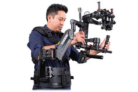 stedi cam steadicam steadimate system including a 15 arm solo vest