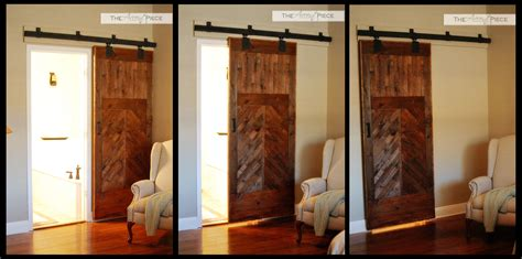 How To Make Sliding Barn Door Hardware Diy Sliding Barn Door