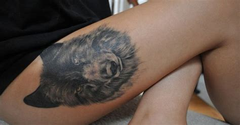 how many people have tattoos i so many with wolf tattoos or are planning to
