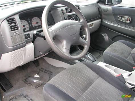 2004 mitsubishi montero sport ls interior photo 53705127