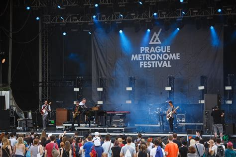 Metronome Festival Metronome Festival Prague 2018 The Chemical Brothers