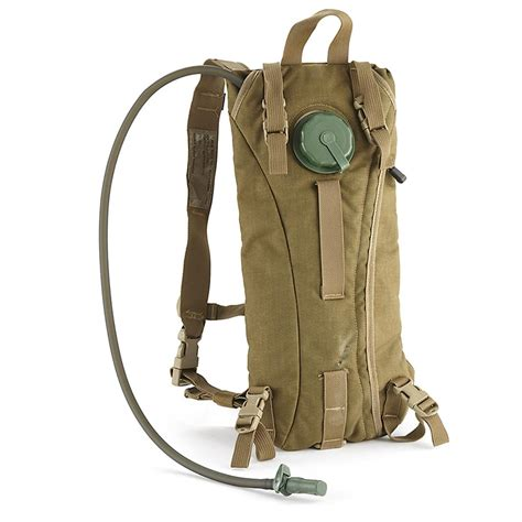 Used Military Surplus Hydration Pack, Coyote Tan - 424435 ...