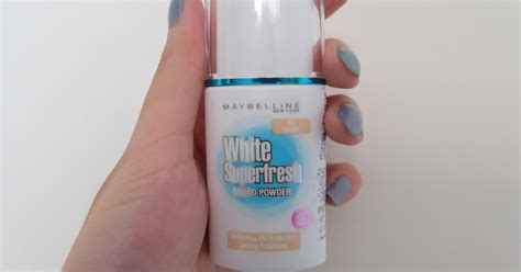 Foundation Maybelline Untuk Kulit Berminyak beautiful with beautyshidae review maybelline white