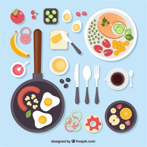 food vector delicious food vector free