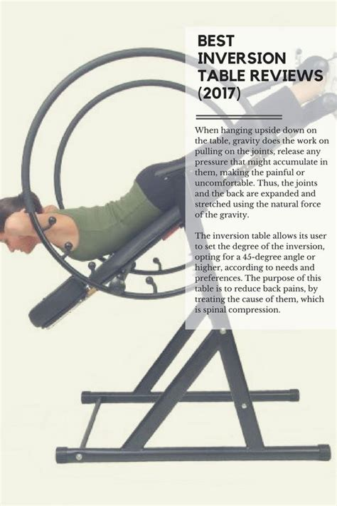 best inversion table 2017 best inversion table reviews 2017 all you need to