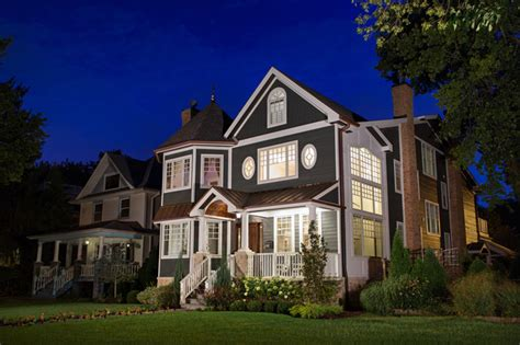 Naperville Luxury Homes Naperville Luxury Custom Home Builders Realtors Traditional Exterior Chicago By Miller