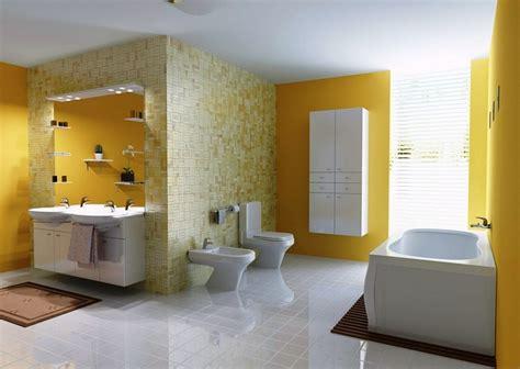 Colori Pareti Bagno Colori Per Pareti Idee Per Ogni Ambiente Della Casa