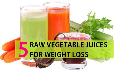 5 weight loss vegetables 5 healthy vegetable juices for weight loss